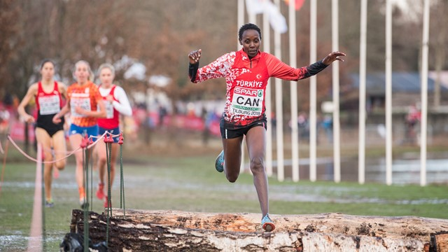 Turkeys Can claims fourth Euro cross title