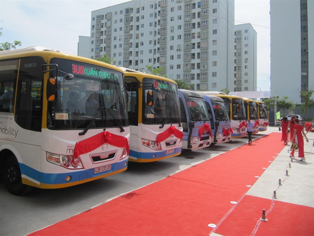 New Huế-Đà Nẵng bus route service to launch