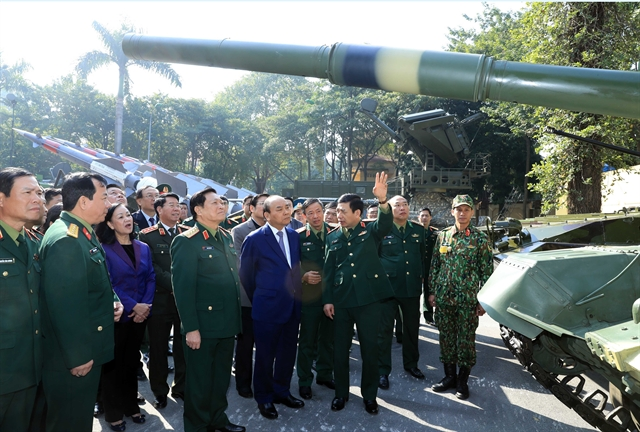 PM lauds Defence Ministrys performance in 2019
