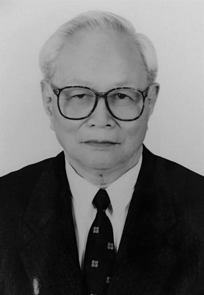 State funeral held for former Politburo member Nguyễn Đức Bình