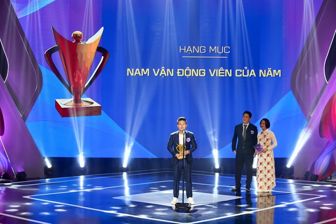Victory Cup gala honours the years best athletes and coaches