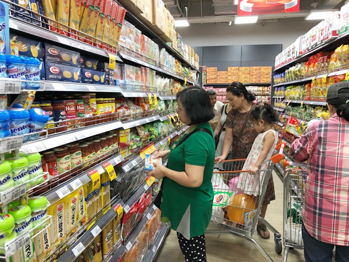 Ample goods steady prices mark Tết in HCM City
