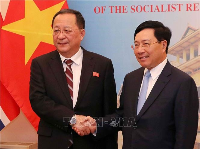 Vietnamese foreign minister to visit North Korea