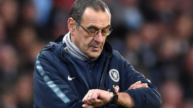 Sarris job on line as Man City hit humiliated Chelsea for six