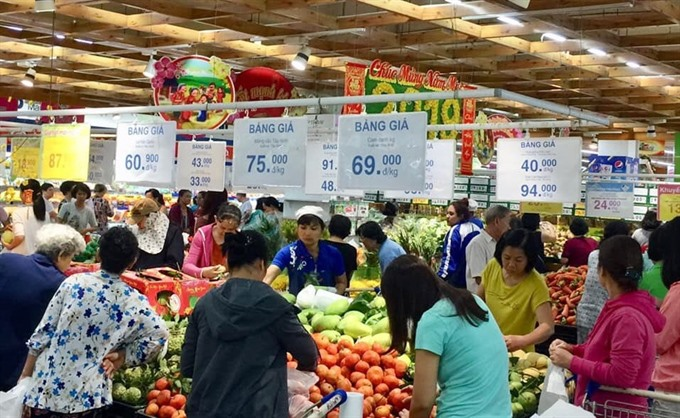 Saigon Co.op sales surge during Tết