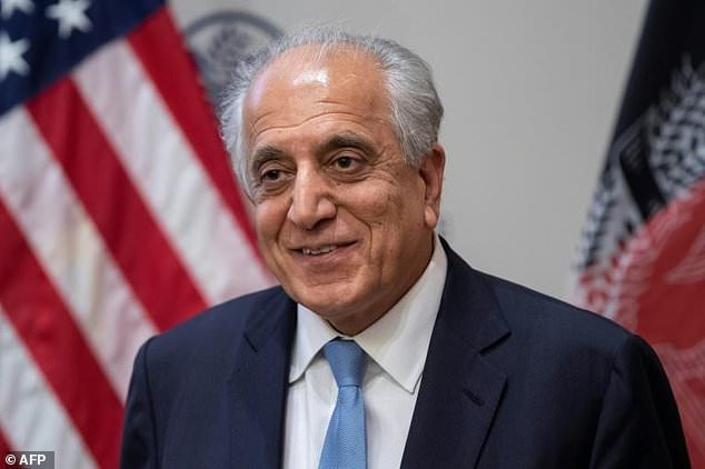US envoy heads 6-nation tour for intra-Afghan talks: official
