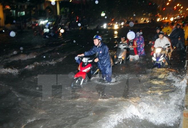 HCM City flood-prevention project to resume after Tết holiday