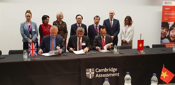 More universities granted Cambridge Intl Level A qualification