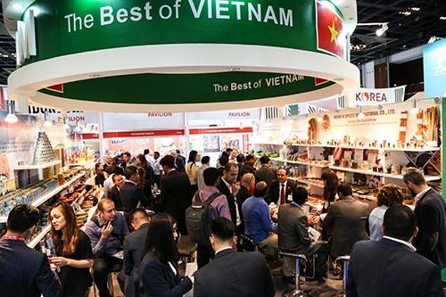 Vietnamese firms join worlds largest food beverage fair in UAE
