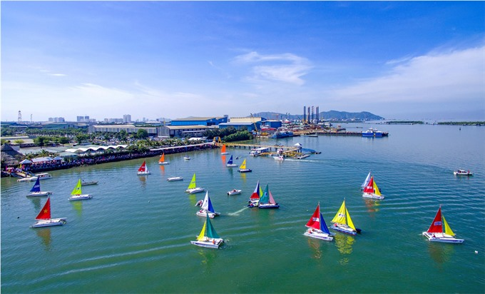 Sailing race organised in Vũng Tàu City