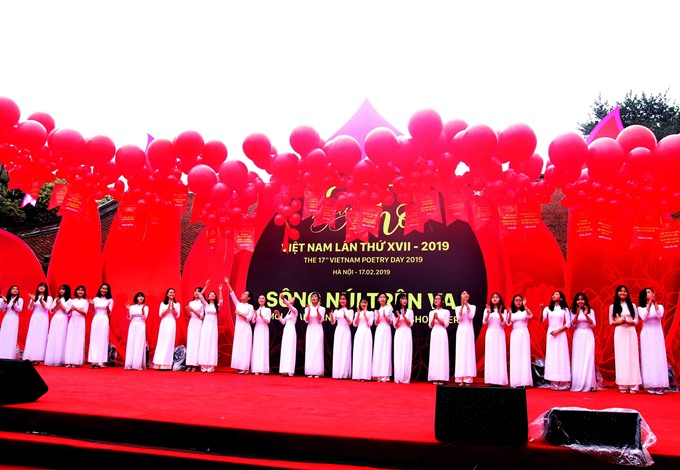 Việt Nam feted as 'country of poetry