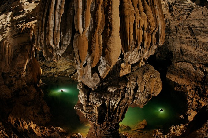 VNs largest cave in the world still a magnet for intl press