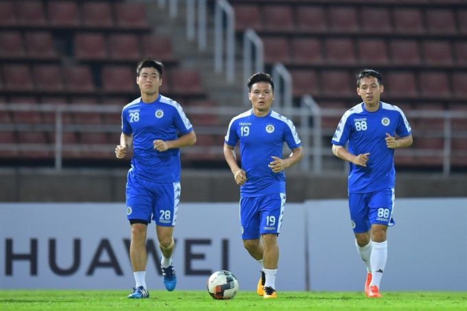 Hà Nội FC will do best at AFC Champions League