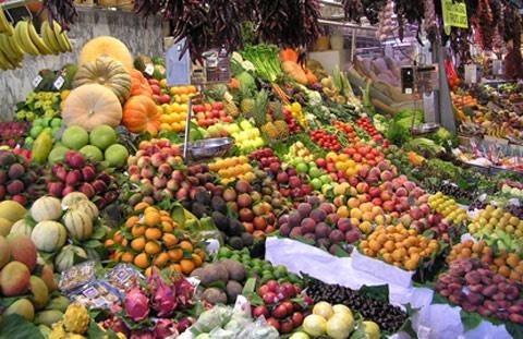 Fruit flower prices rise on full moon