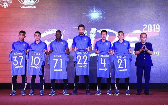 Quảng Ninh set to shine in V.League