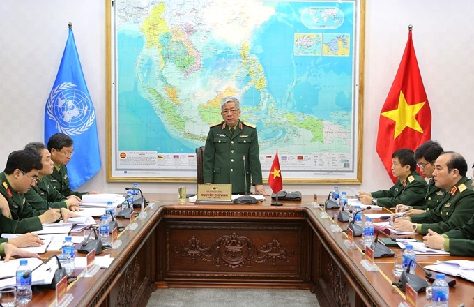 Việt Nam to commit 268 military engineers to UN peacekeeping forces
