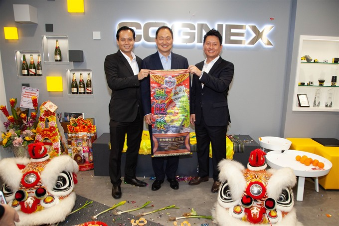 Cognex expands presence in ASEAN market targeting Việt Nam
