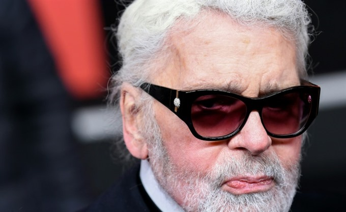 Karl Lagerfeld fashions quick-witted king