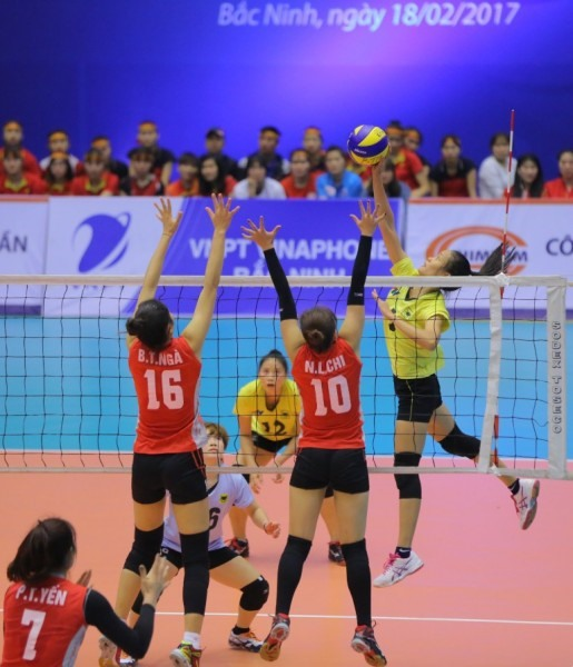 LienVietPostBank volleyball Cup to be held in Bắc Ninh
