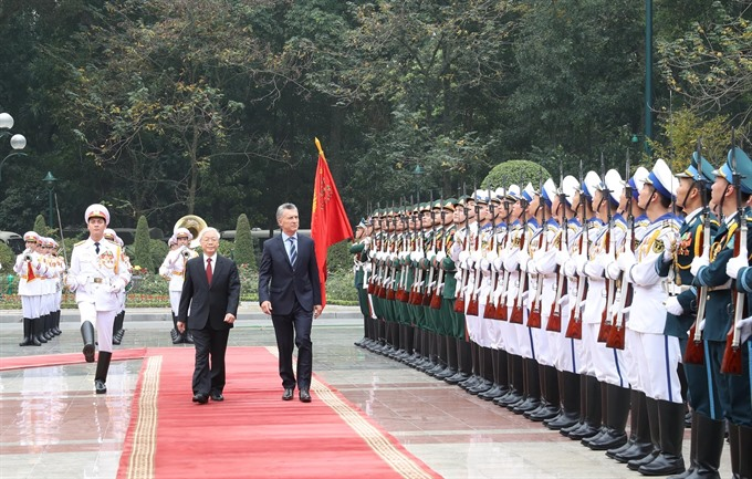 Việt Nam Argentina move towards strategic partnership
