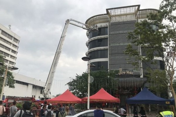 Two Vietnamese girls die in Malaysia fire