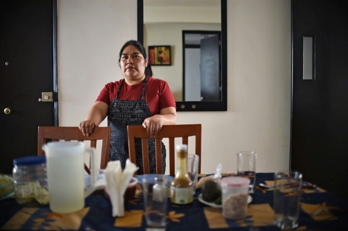 'Roma casts spotlight on Latin Americas domestic workers