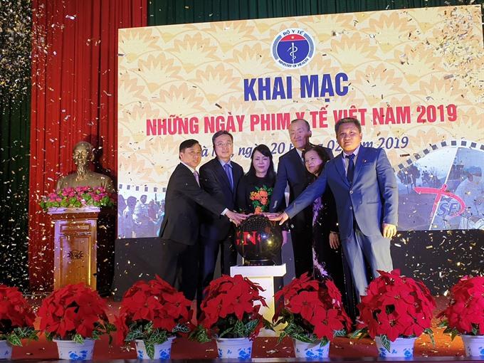 Medical Film Days begin in Hà Nội