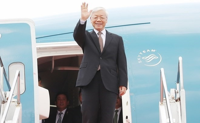 Leader set for visits to Laos Cambodia next week