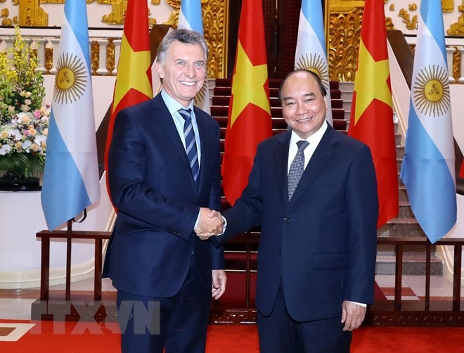 Argentina is Việt Nams top partner in Latin America: PM