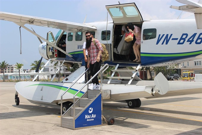Huế-Đà Nẵng seaplane sightseeing tours to launch in April