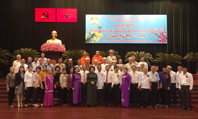 HCM City promises to improve quality of life of ethnic minorities