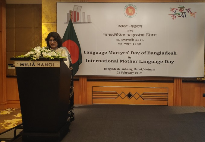 International Mother Language Day celebrated in Hà Nội