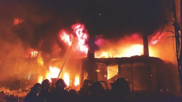 Fire kills 69 in Bangladesh capital: official
