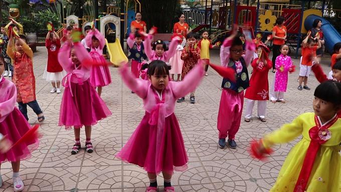 Kindergarten in Hà Nội hopes for N Korean leaders visit