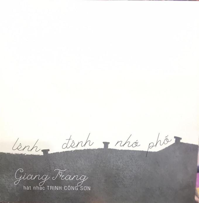 Singer releases vinyl record of Trịnh Công Sơns songs