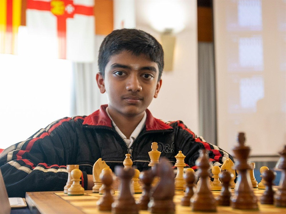 Indian prodigy Gukesh Dommaraju to compete in HDBank chess tournament