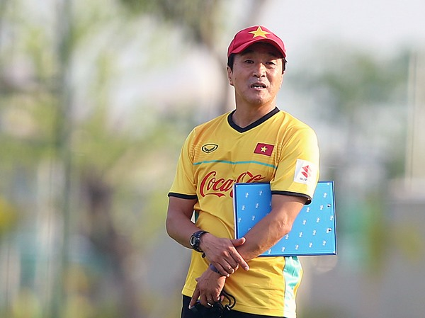 Lee Young-jin to lead VN U22 team at SEA Games