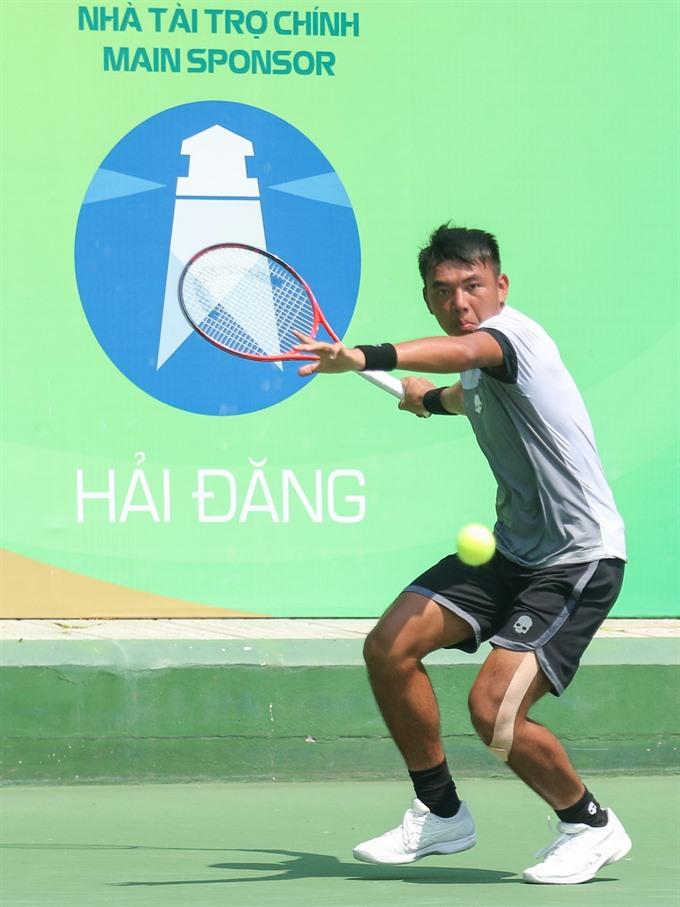 VTF Masters 500 tennis cup is held in Tây Ninh