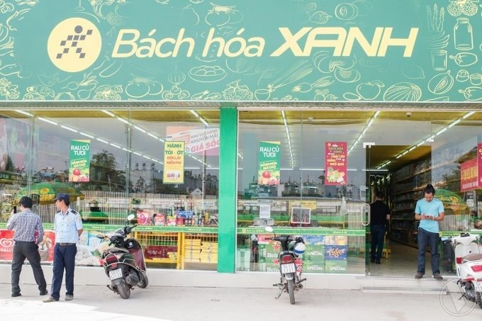 Mobile World Investment to pour 43m into grocery chain Bách Hóa Xanh