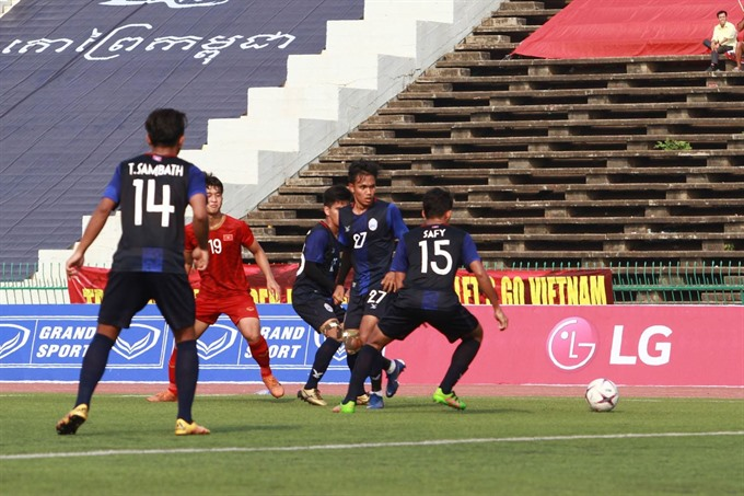 Indonesia beats Thailand 2-1 to triumph at U22 AFF Cup 2019