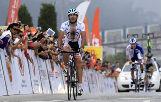 Lộc Trời Group to sign Iranian cyclist