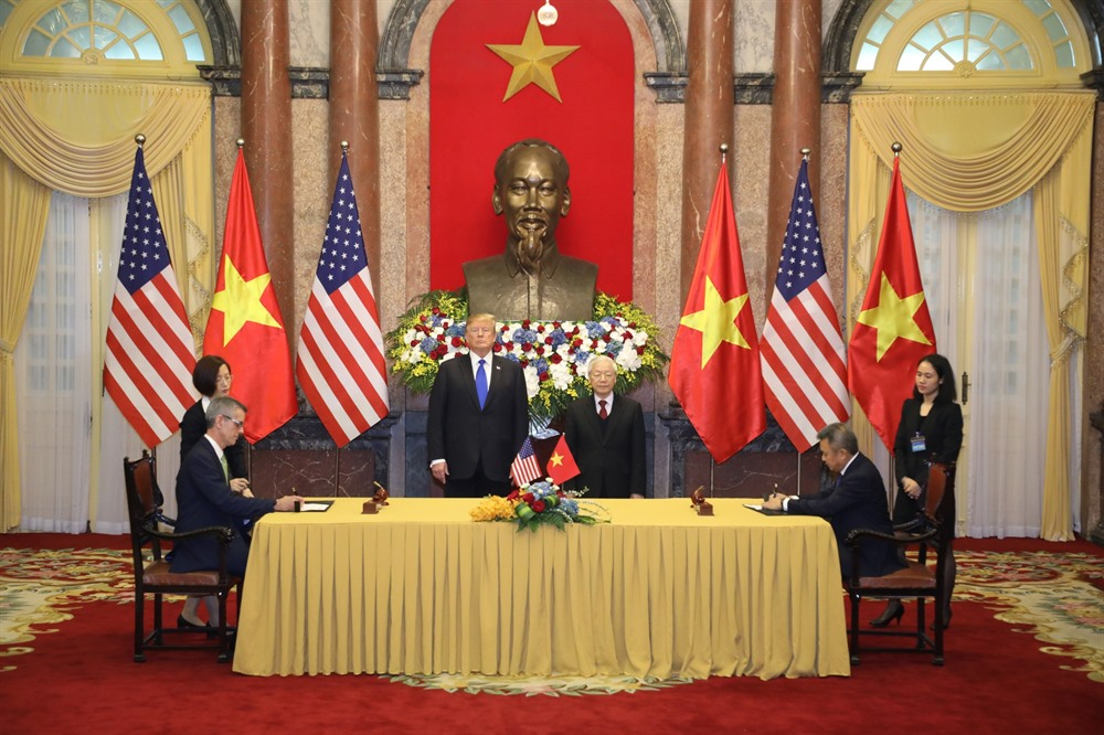 Vietnam Airlines inks deal with US Sabre innovative technology company