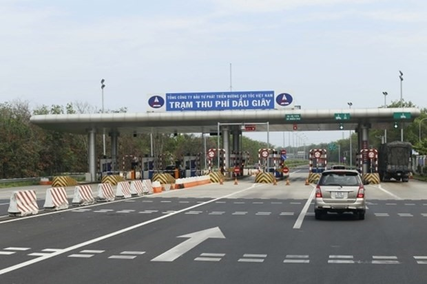 Collection at Dầu Giây toll station accurate