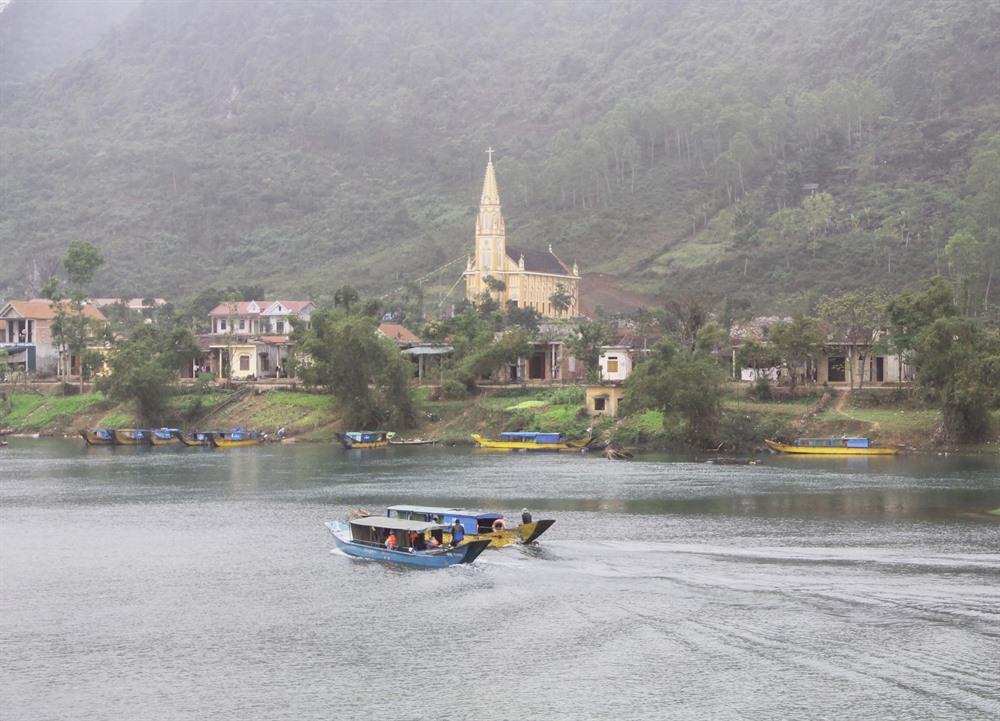 Quảng Bình ready to run river tours