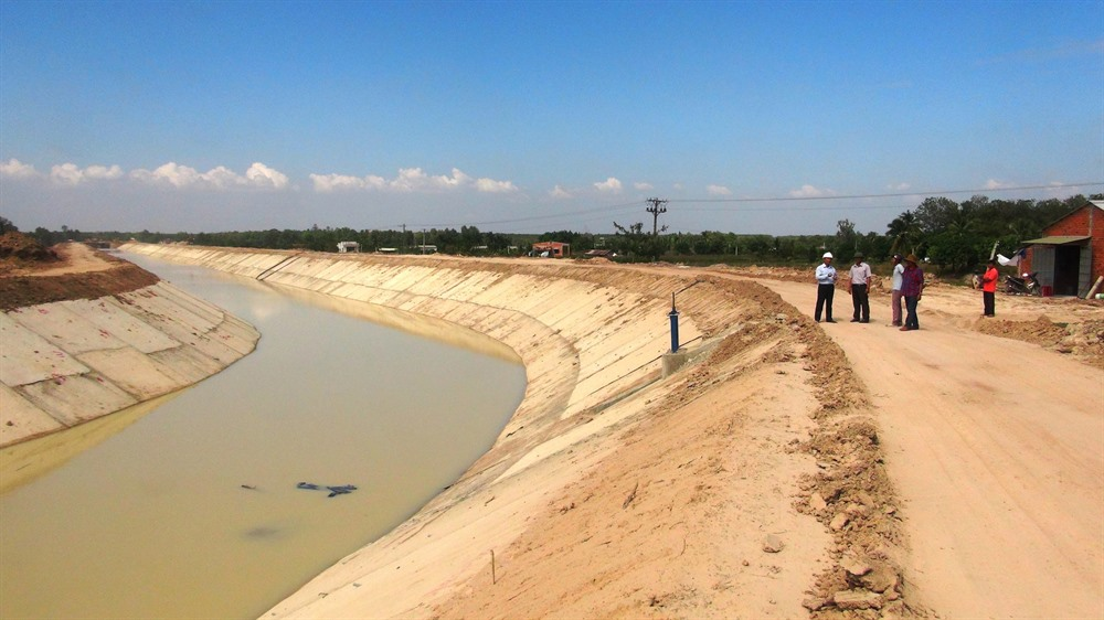 Tây Ninh upgrades irrigation networks to improve agricultural production
