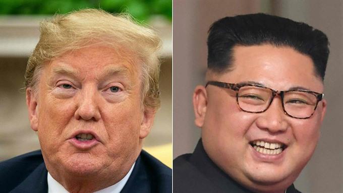 Trump says 2nd US-N.K. summit to be held in Hà Nội