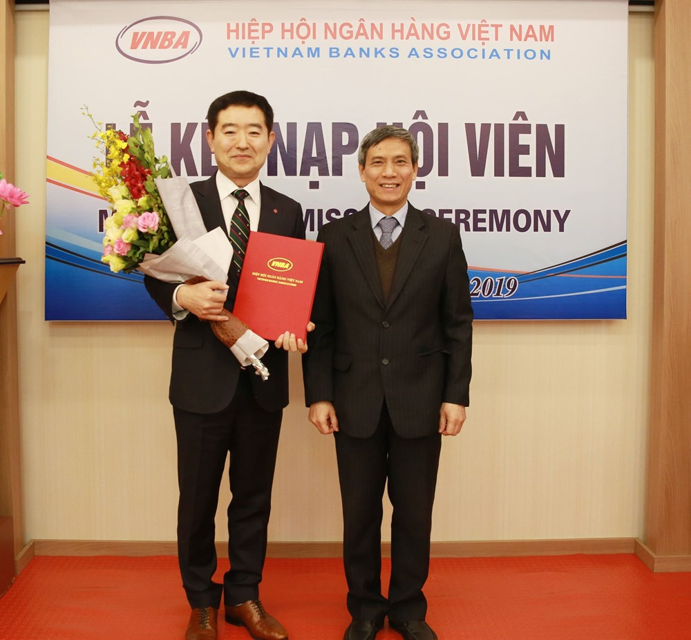 Lotte Finance admitted to Vietnam Banking Association