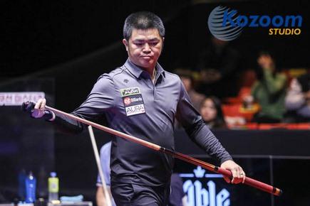 Cueist Nguyện qualifies for quarter-finals in S Korea