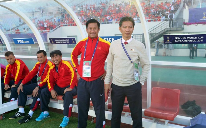 Juventus VN academy director appointed Park Hang-seos assistant