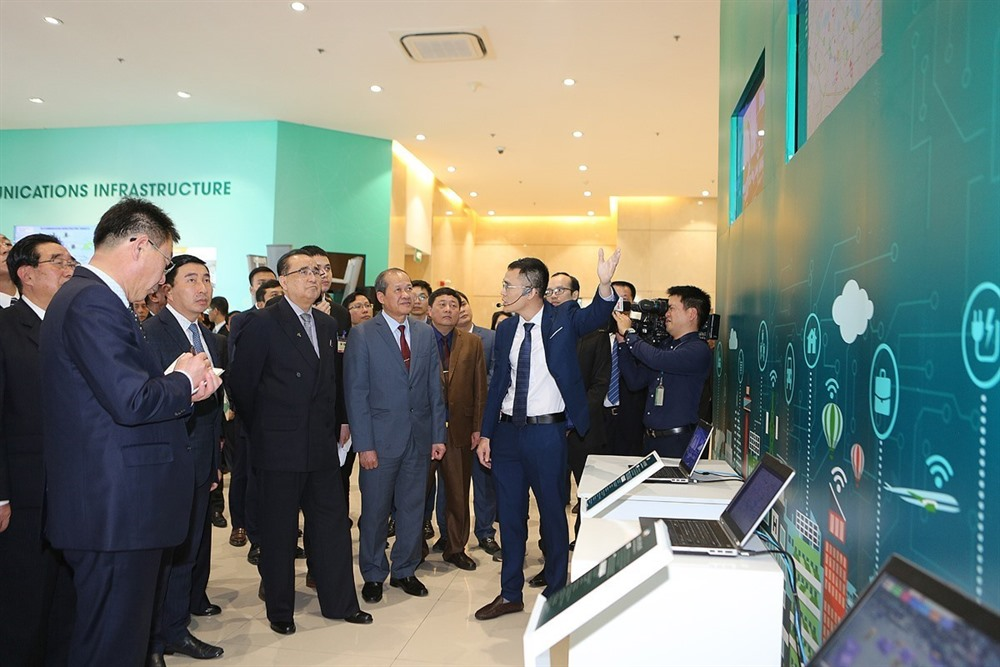 DPRK wants to cooperate with Viettel in telecommunication